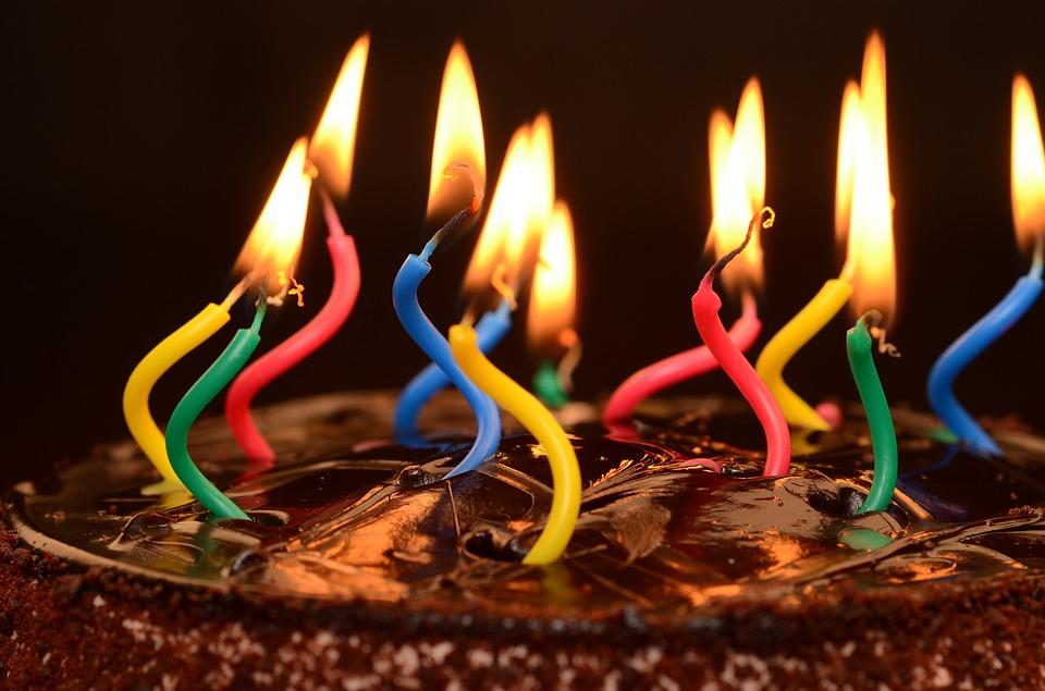 Urodziny nie mogą obejść się bez odpowiedniego tortu