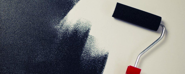 Przygotowanie ścian z plamami do malowania