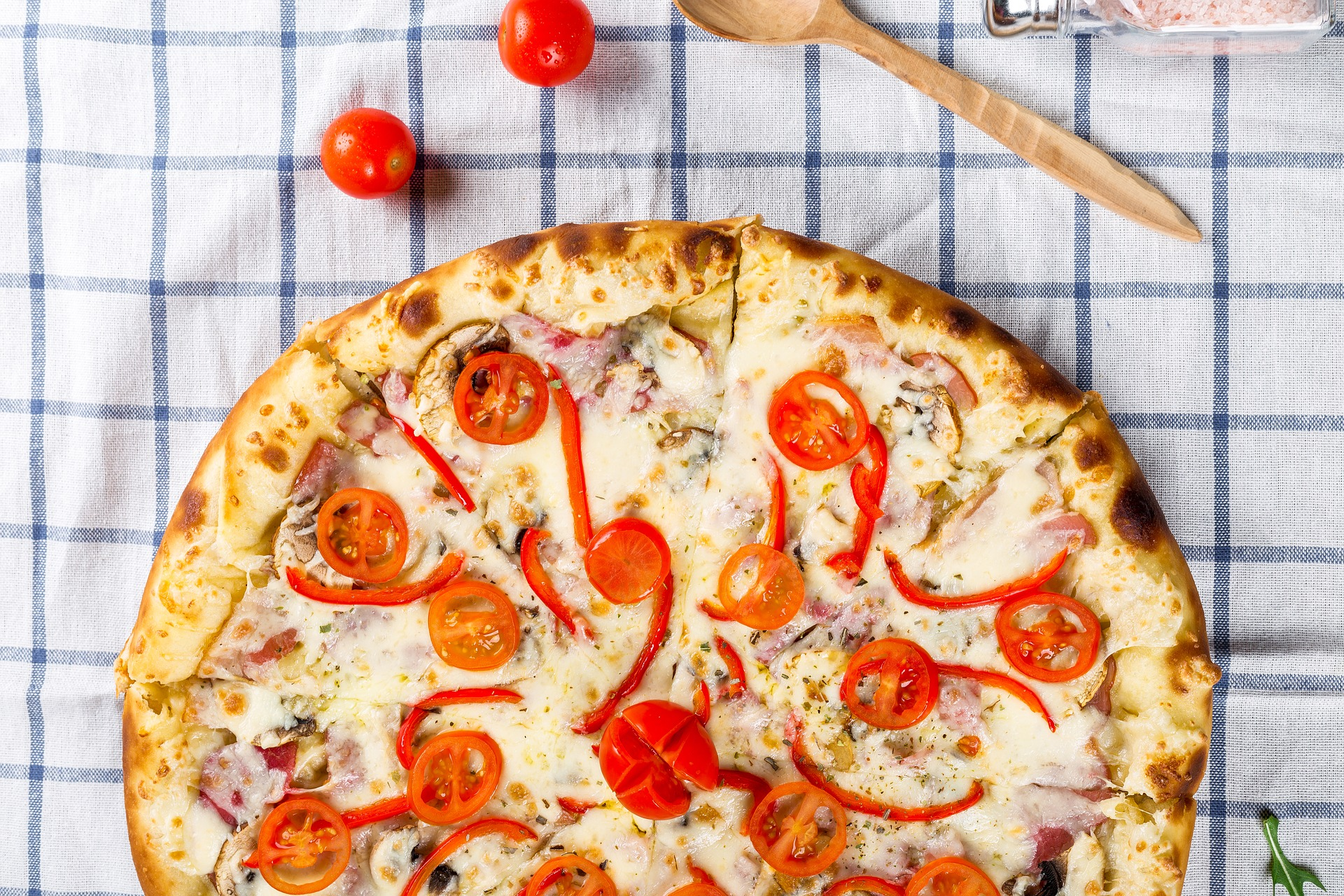 Jaką pizze możemy zamówić w restauracji?